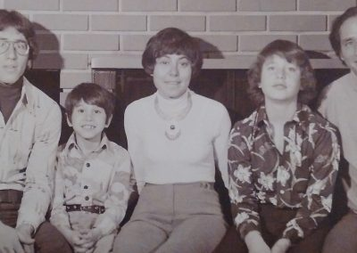 Cohen Family Photo 1976